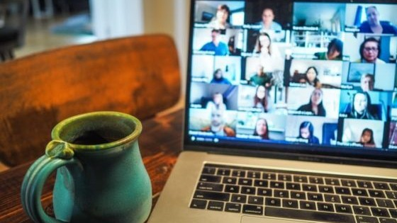 networking online and hiring freelancers