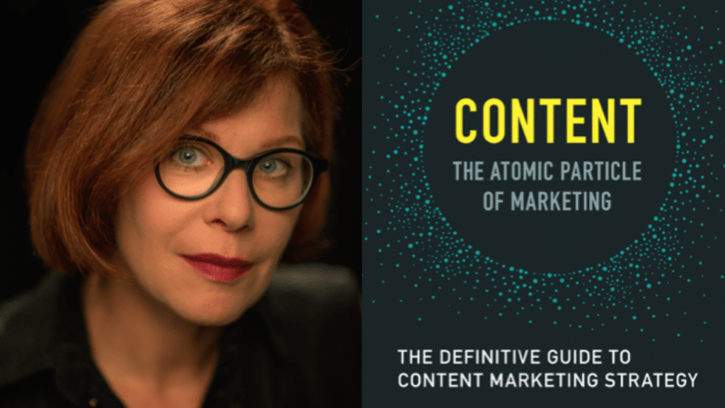 Content: The Atomic Particle of Marketing is one of the books recommended by our podcast guests.