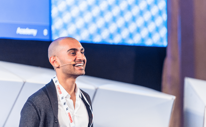 Neil Patel is an effective marketer and inspiring industry influencer.