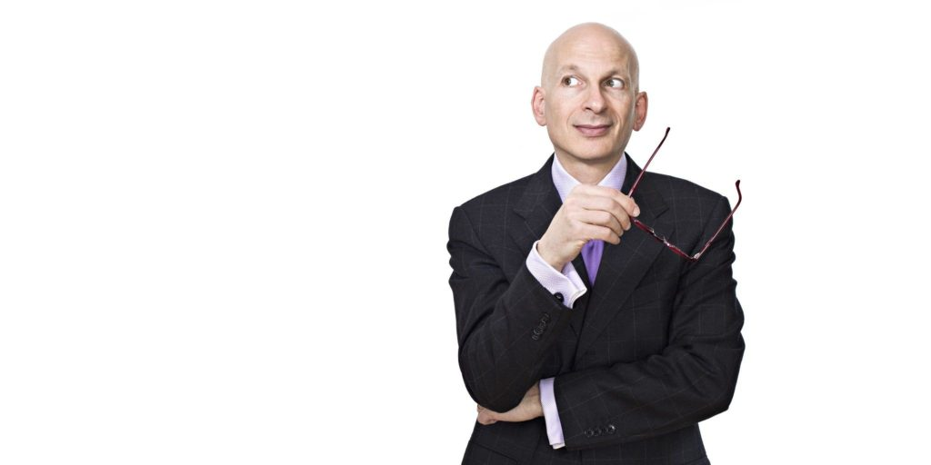 Seth Godin is one of the coolest content and marketing influencers to follow today.