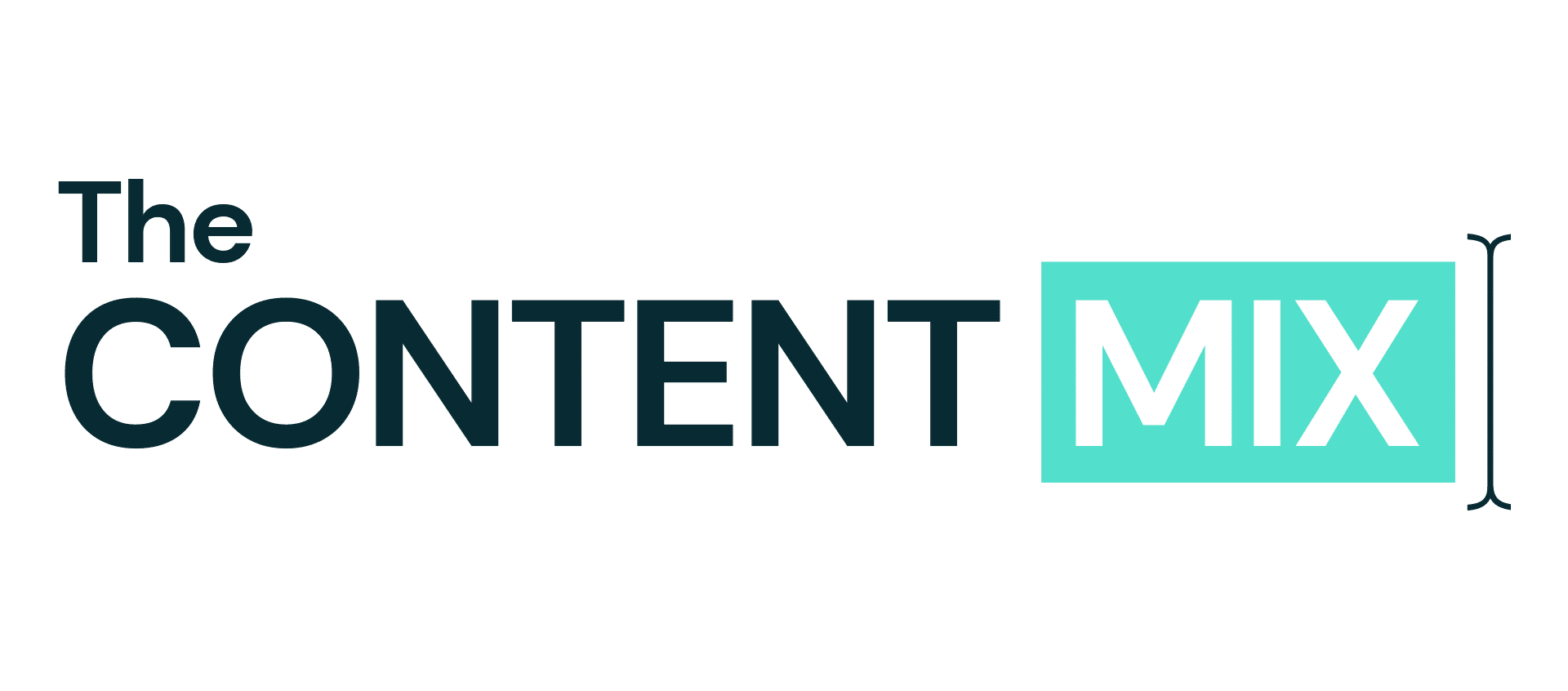 The Content Mix Logo