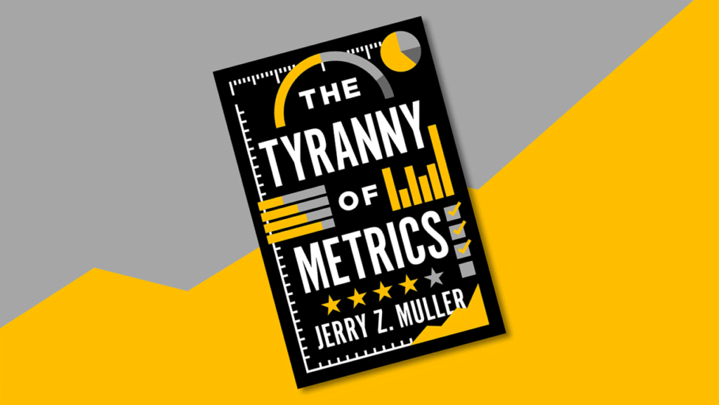 Read The Tyranny of Metrics to see why not everything that can be measured should be.
