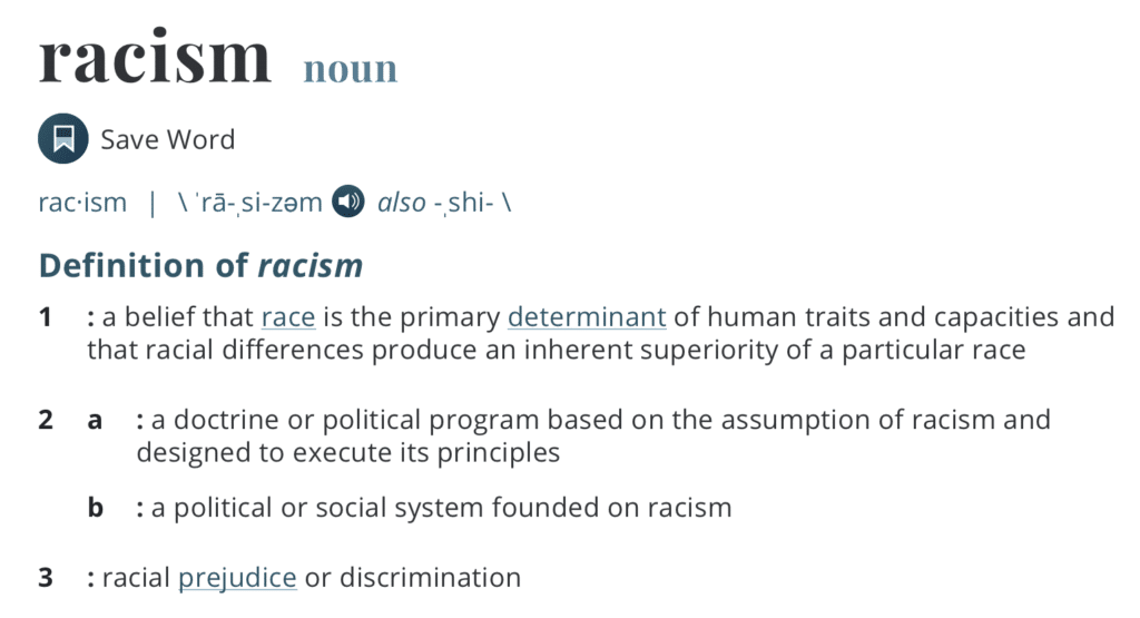 Merriam-Webster's current definition of racism does not account for the context of institutional power. Jameela Jamil specifies her gender pronouns on Instagram. An example of how social movements are changing language in 2020.