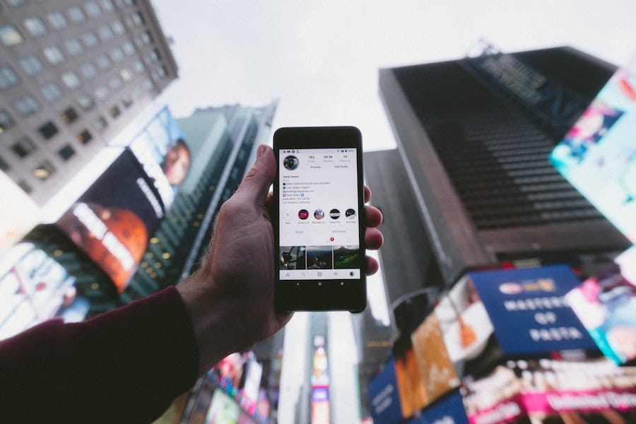Instagram is one of the top 10 apps for content and marketing professionals