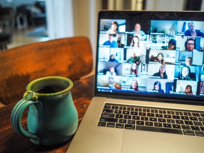 Tips for hosting successful online events from The Content Mix podcast guests