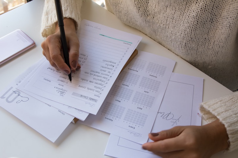 Keeping a to-do list is one of the best calendar management tips
